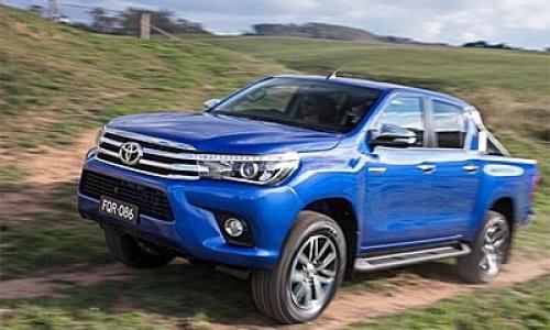 Hilux still No.1 best-selling bakkie in SA